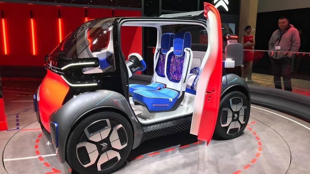 Мини-электромобиль citroën ami за 19 евро в месяц смогут водить даже 14-летние подростки (видео) - экотехника