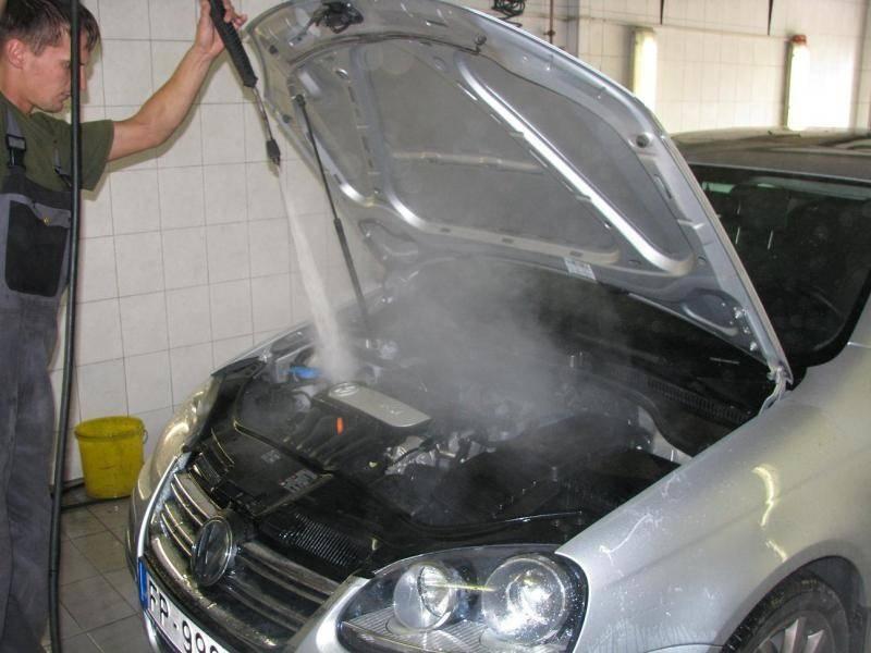 Как правильно мыть машину керхером самостоятельно: плюсы и этапы мойки