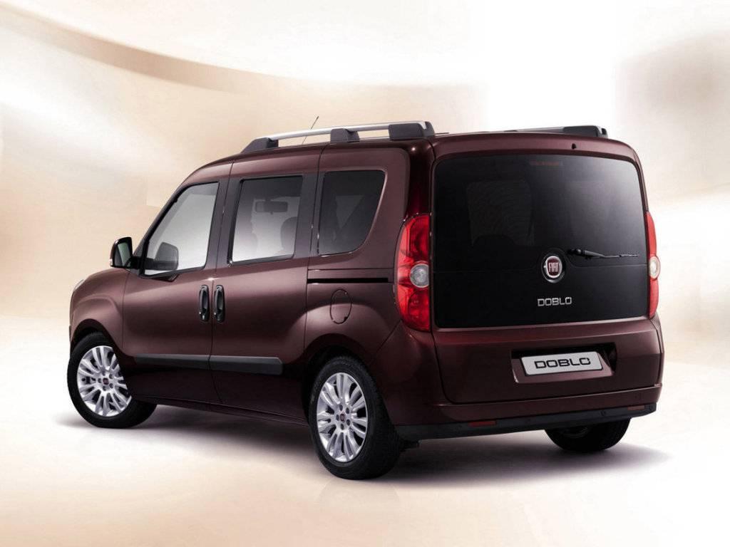 Fiat doblo 1.4 mt swb panorama (02.2018 - н.в.) - технические характеристики