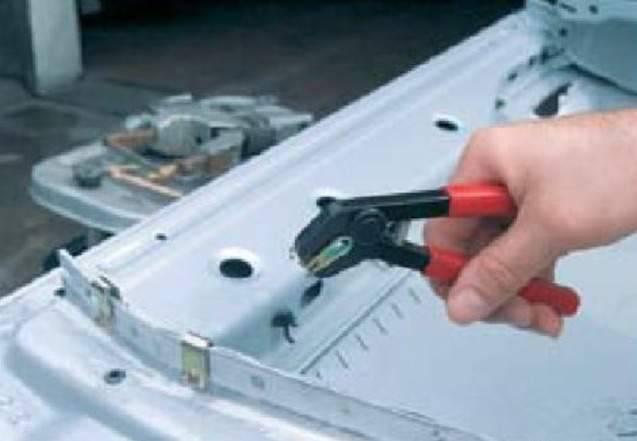 Ремонт кузова авто без сварки: починка своими руками