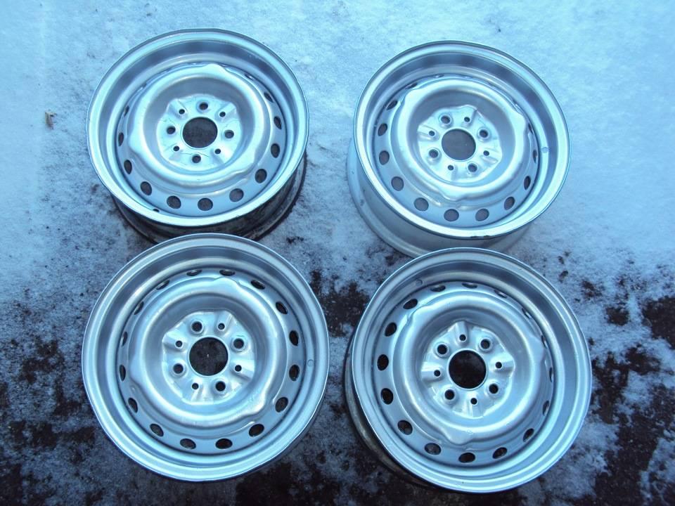 Колёса страны советов: заводские диски автомобилей ваз