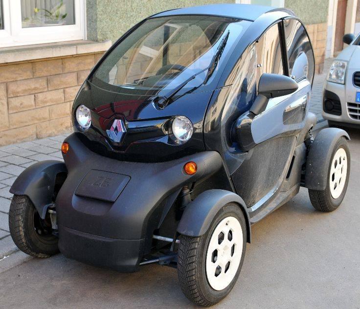 Электромобили renault — будущее становится реальностью