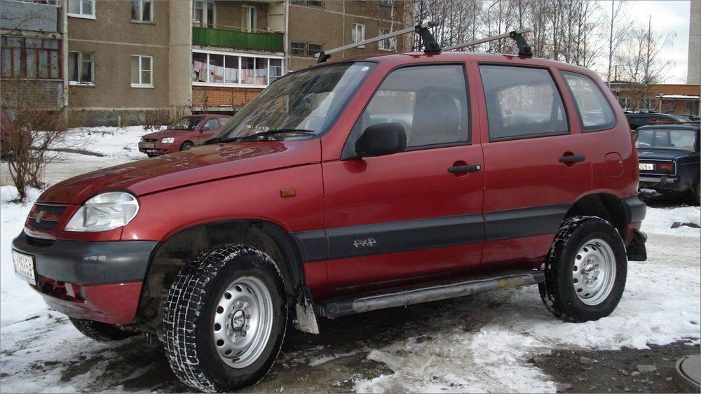 Та же лада, только в профиль: стоит ли покупать chevrolet niva за 500 тысяч рублей