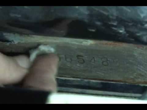 У жителя Приморья изъяли «Лексус» с перебитыми номерами
