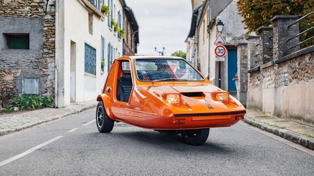 Эксперименты на колёсах: 10 самых странных автомобилей в мире