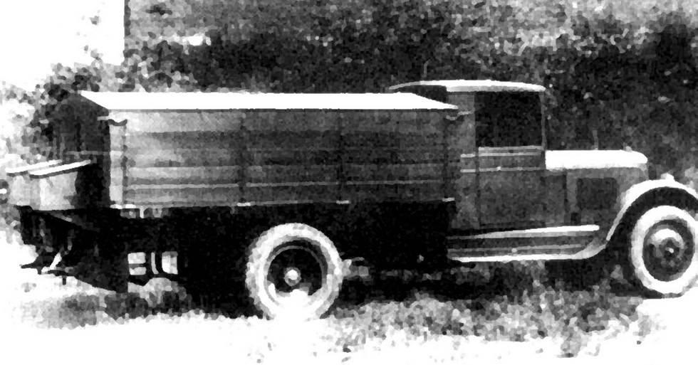 Армейская техника на трёхосных грузовиках зис-6