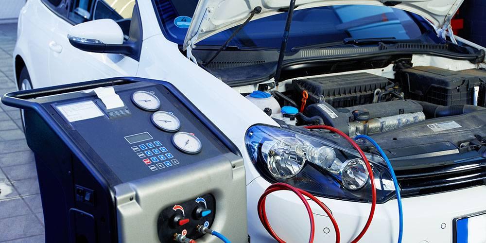 Правила использования кондиционера в автомобиле