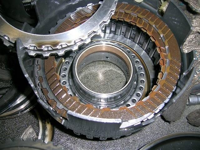 Проверка зазора фрикциона акп (r18a: акп) honda civic хонда цивик