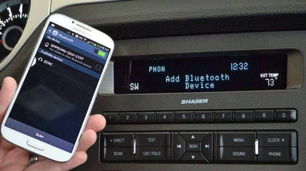Как подключить телефон к автомагнитоле через блютуз или usb