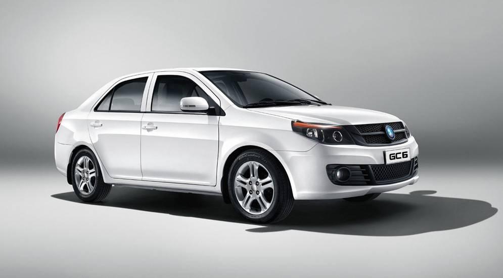 Автомобиль geely gc6: фото, обзор, характеристики, особенности автомобиля и отзывы владельцев |