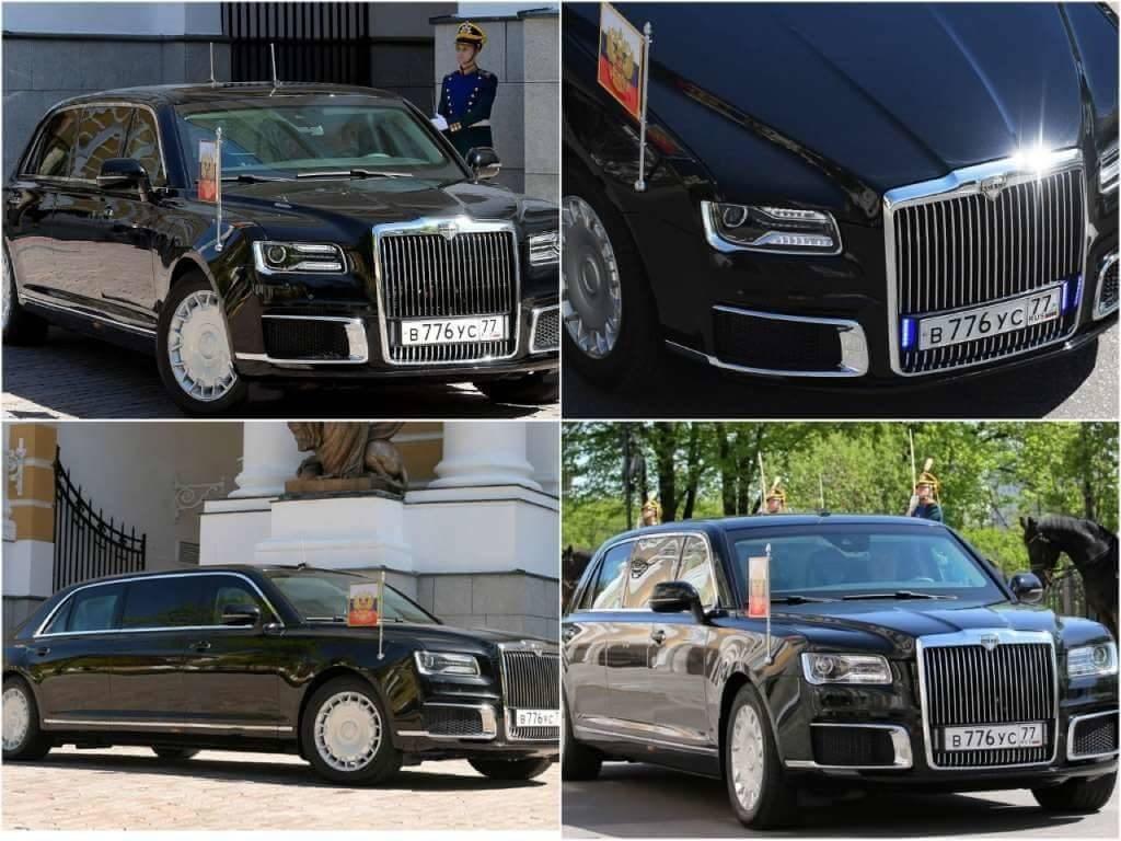 20 самых дорогих президентских автомобилей в мире