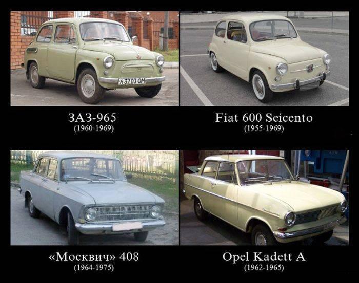 5 причин выбрать российское авто вместо иномарки