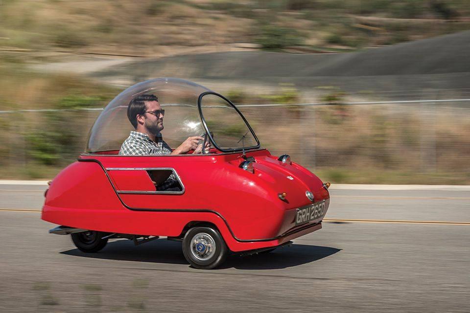Самая маленькая серийная машина. вопреки стереотипам: самые маленькие автомобили российского рынка