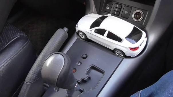 Как правильно ставить на ручник на автомате? - про авто и мото