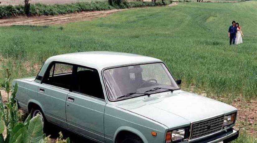 Пять фактов за и против покупки ВАЗ 2107