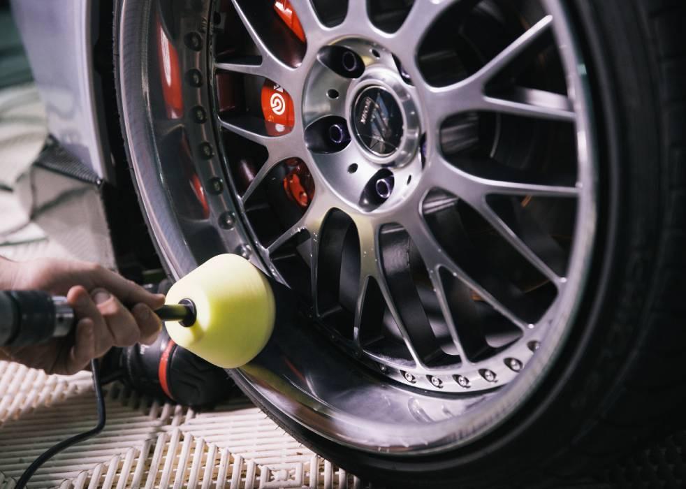 Ремонт и реставрация дисков автомобиля своими руками » автоноватор
