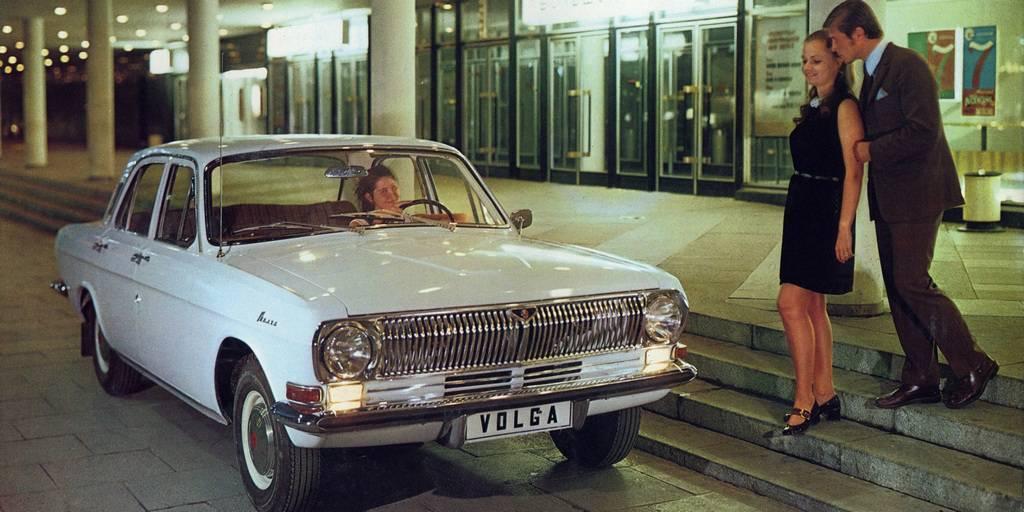 Советские автомобили, которые имели успех на западе