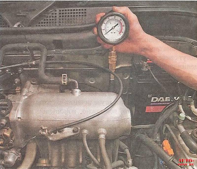 Низкое давление масла в двигателе на холостых - автомобильный портал automotogid