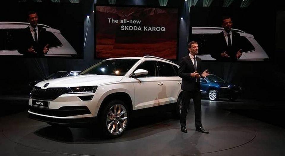 Объявлены российские цены на Skoda Karoq