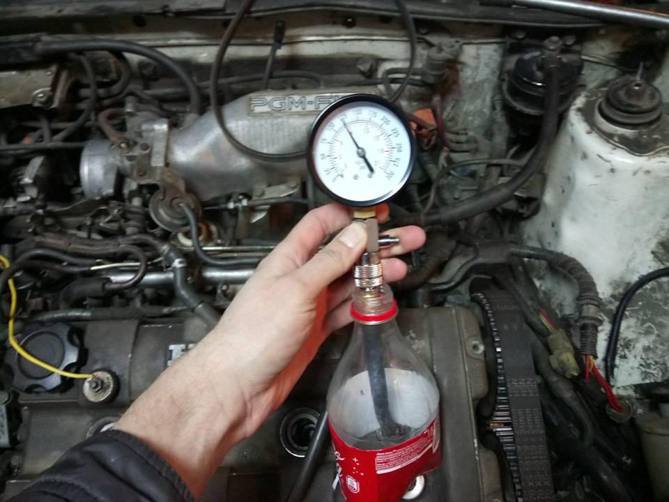 Нет компрессии в двигателе: что делать