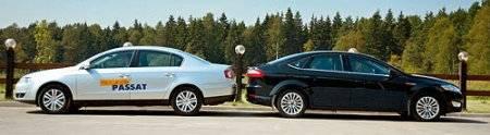 Ford Mondeo IV или Volkswagen Passat B6: что лучше купить