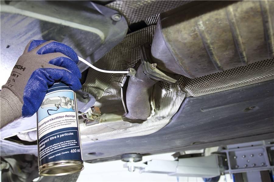 Сажевый фильтр на дизеле, бензиновом двигателе: что это такое, как чистить своими руками? | tuningkod