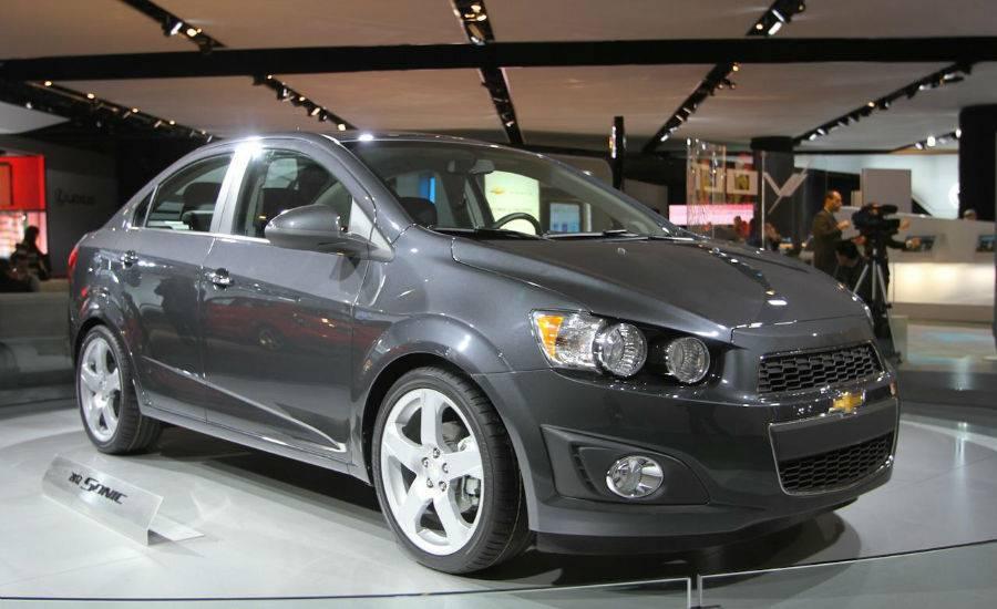 Первый тест драйв: 2014 chevrolet aveo (sonic) rs sedan