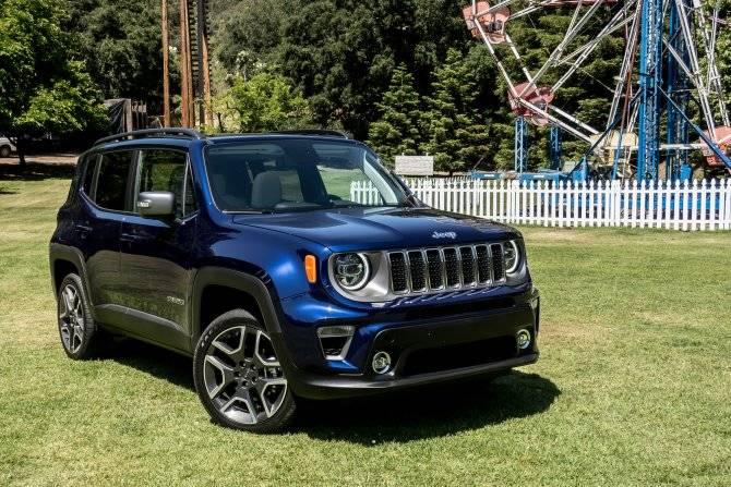 Тест-драйв jeep renegade 2.4 trailhawk: на что способен самый маленький «джип»? - журнал движок.