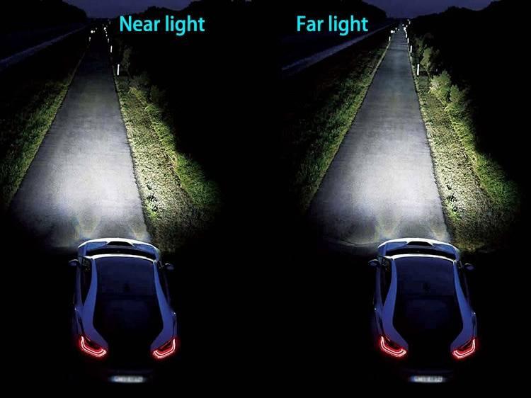 Автомобильные фары будущего   будущее передней оптики