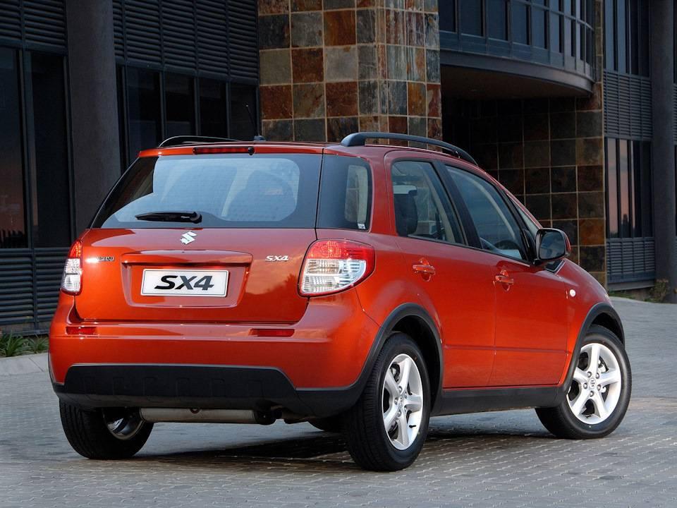 Самый непредвзятый обзор Suzuki SX4