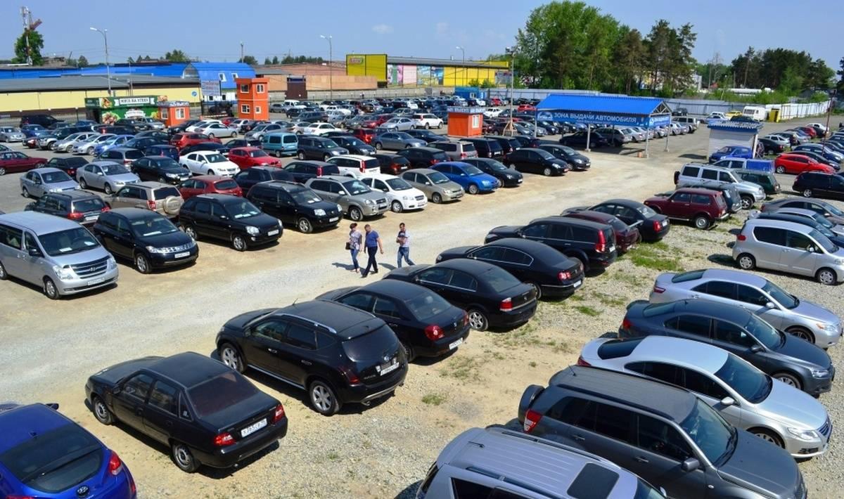 Более половины подержанных машин продается со скрученным пробегом