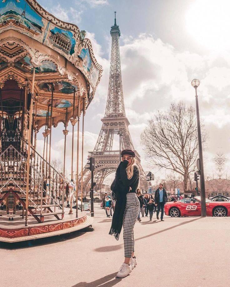 Кто не был на эйфелевой башне – не видел парижа - 2021 travel times