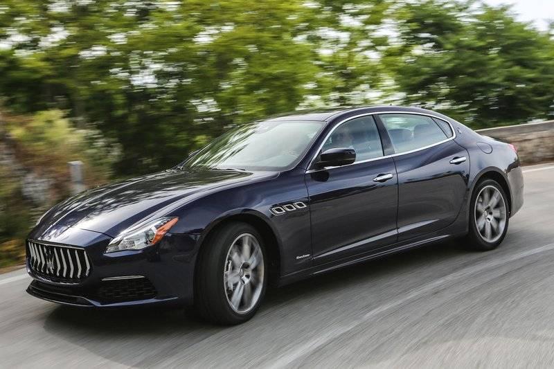 Maserati quattroporte 2021: тест-драйв, отзывы владельцев, видео, обзор