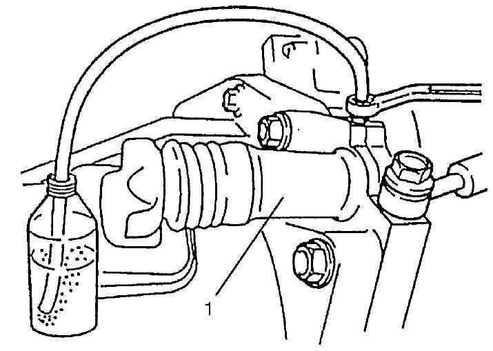 Как прокачать сцепление автомобиля одному и с помощником