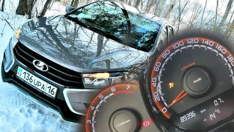 Особенности тест-драйва лада веста от автоваз