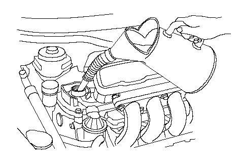 Основные неисправности системы смазки двигателя