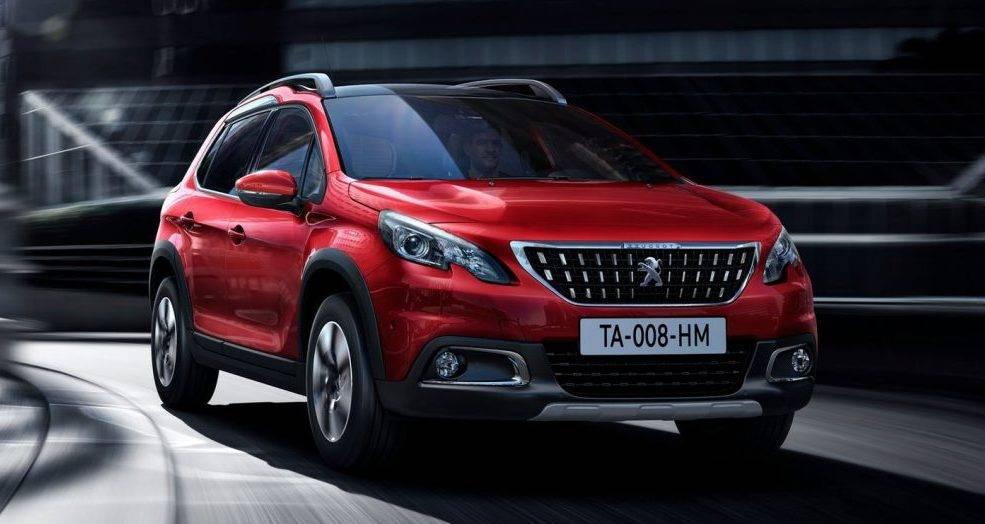 В России появится новый компактный кроссовер Peugeot 2008