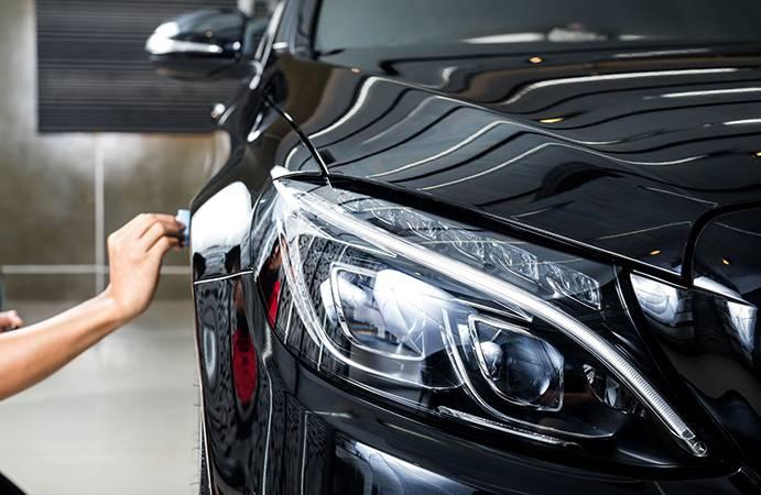 Что представляет собой керамическое покрытие автомобиля: плюсы и минусы