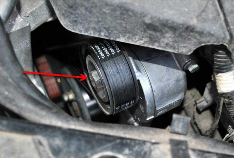 Как поставить ремень генератора на форд фокус 2 — разбираем внимательно