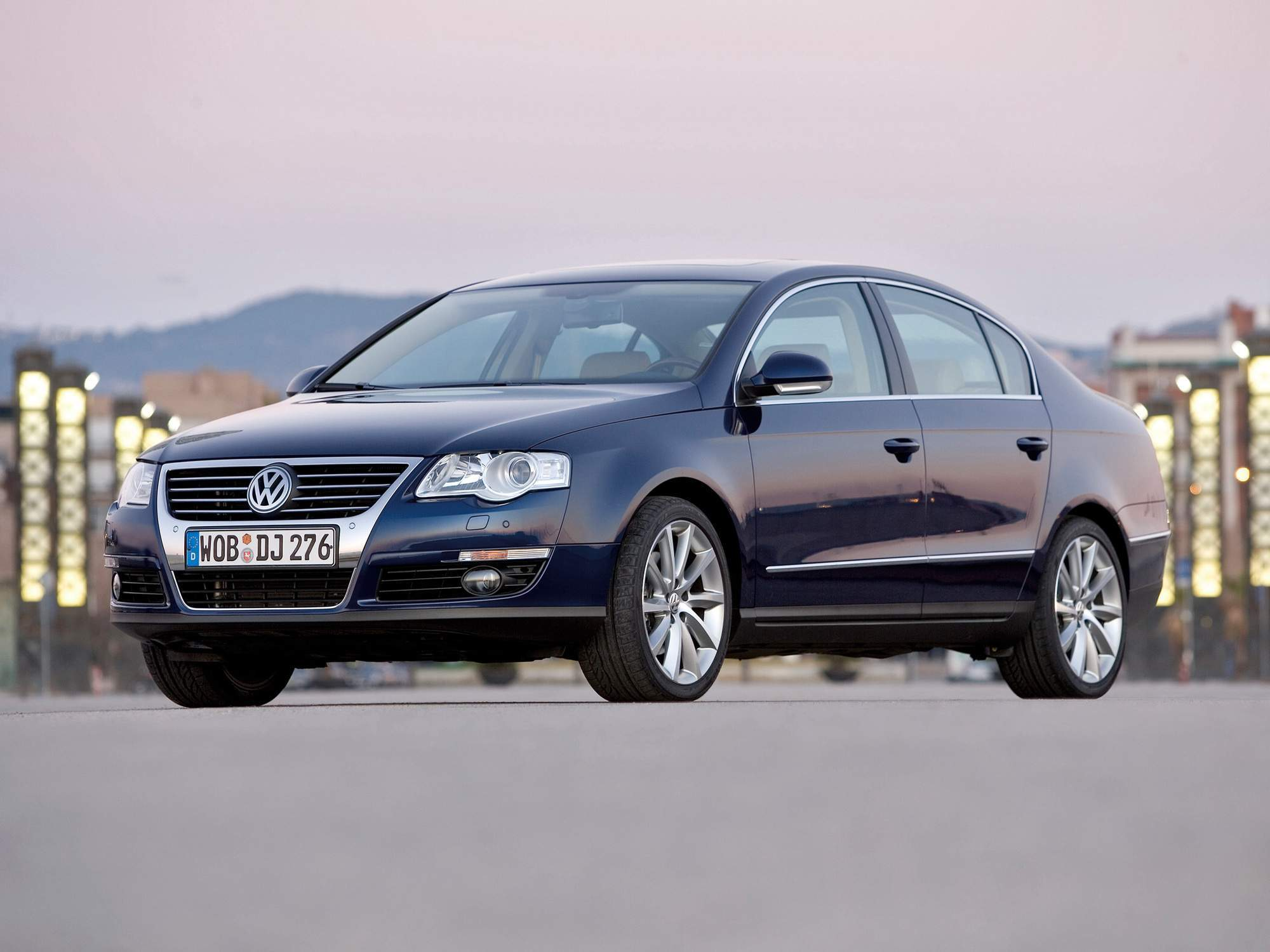 Проблемы Volkswagen Passat B6 — стоит ли покупать «немца»