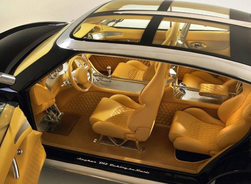 5 автомобилей с самыми дорогими салонами