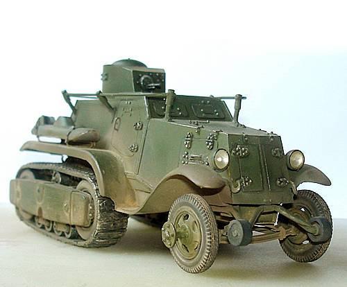 Кировская весна. легкий бронеавтомобиль ба-20 и его альтернативная модификация