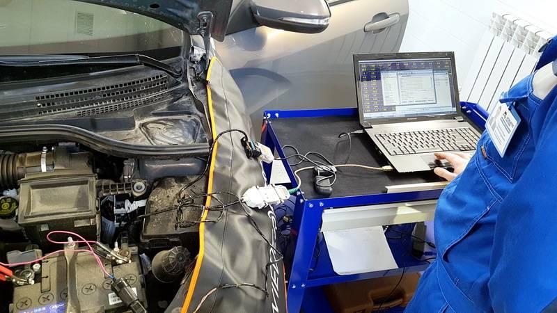 Чип тюнинг двигателя: выполняем все операции сами