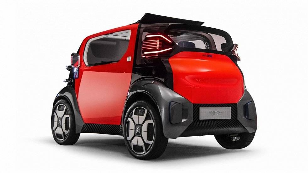 Электрический квадроцикл представлен компанией seatавтомобили на альтернативном топливе