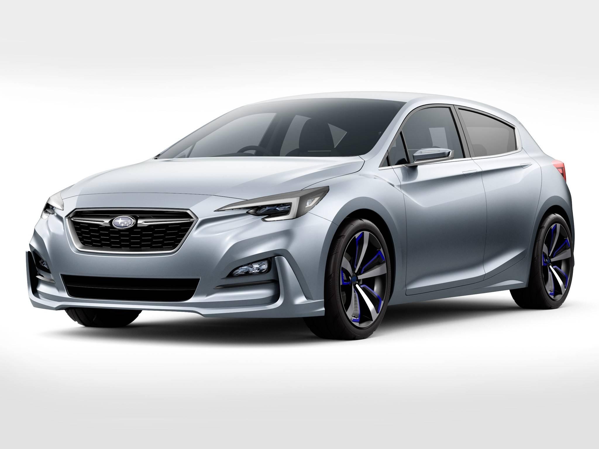 Subaru привезет в Россию три новинки в 2020 году