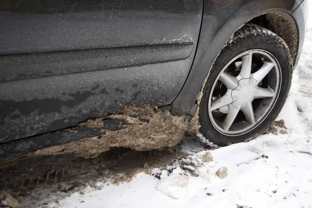 Защита кузова автомобиля от коррозии: способы и методы