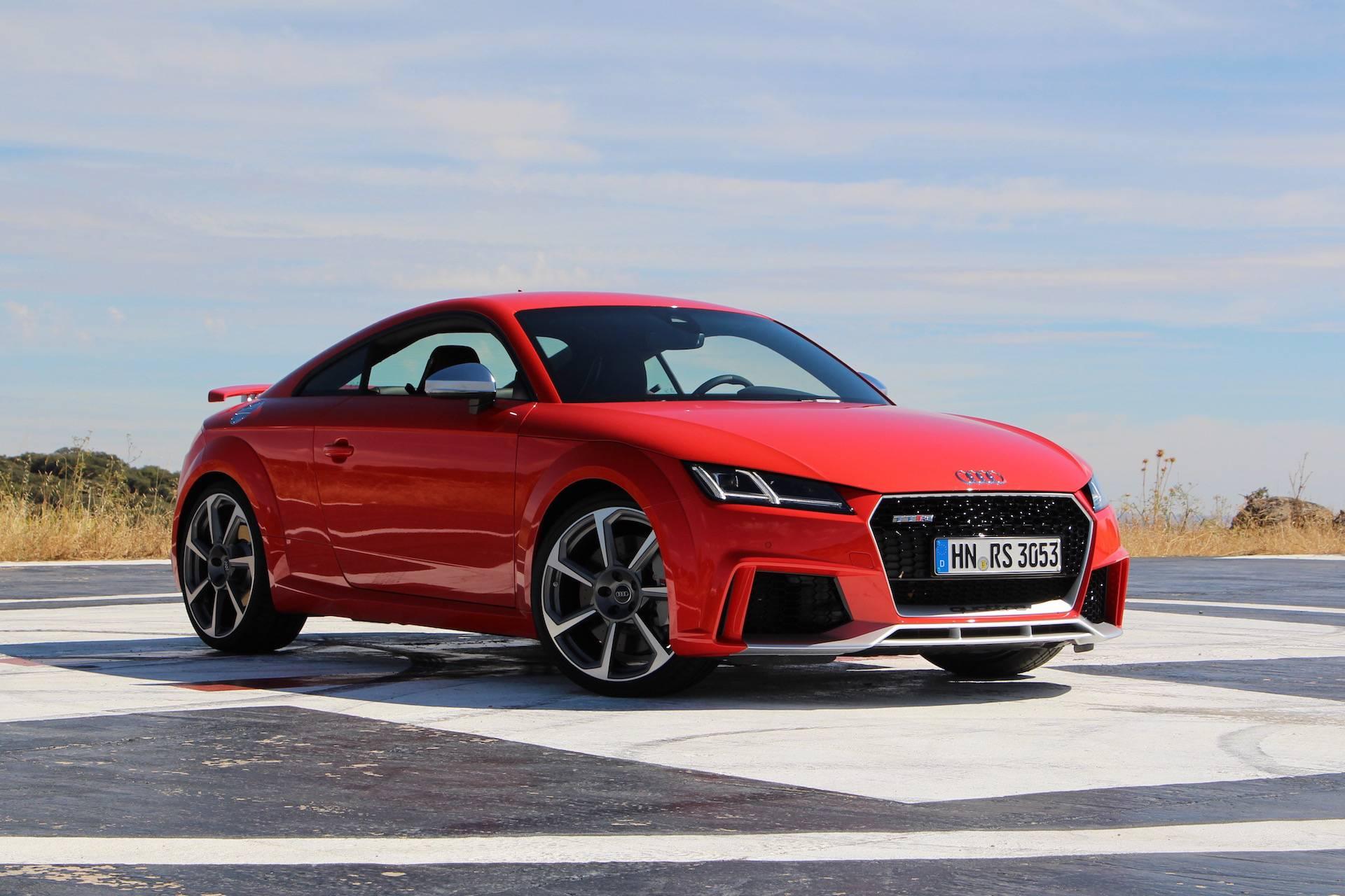 Audi перестанет выпускать спортивное купе ТТ