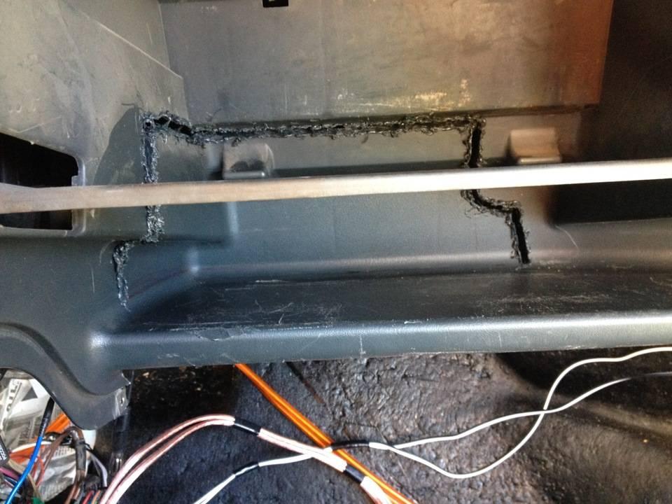 Замена радиатора печки на ваз 2114 своими руками: помощь в выборе нового элемента | luxvaz