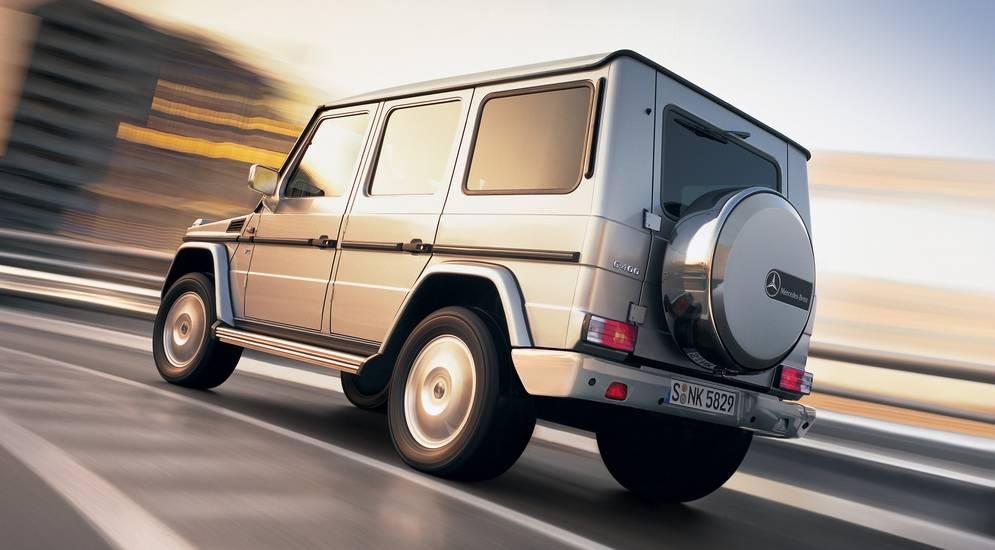 Отзыв mercedes g (мерседес джи-класс) г. часть 3 - bini | ремонт авто, автозапчасти для иномарок