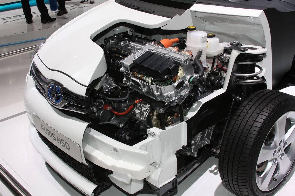 Гибридный автомобиль: принцип работы, что значит, схема мотора